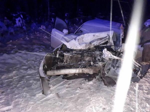 Шофёр ГАЗели устроил смертельное ДТП натрассе Тюмень— Ханты-Мансийск