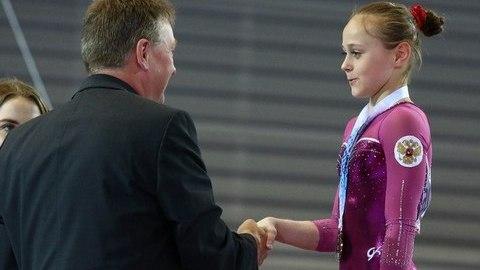 Громкий дебют! 13-летняя гимнастка из Сургута  завоевала 4 золотые медали на европейском юношеском Олимпийском фестивале