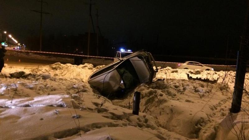 Две смертоносные автоаварии произошли за минувшие сутки вЮгре