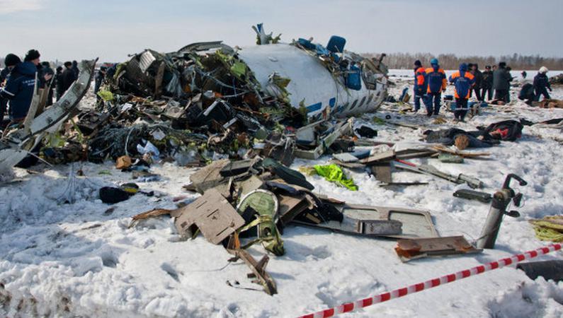 Родственники погибших вавиакатастрофе под Тюменью ищут правды воФранции