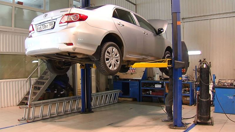 Власти готовят масштабную реформу техосмотра авто— Штрафы ивидеосъемка