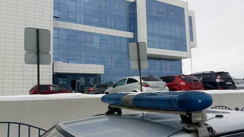 ВСургуте стреляли позданию городского департамента образования