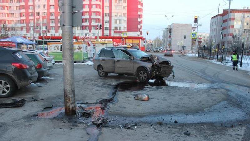 В прошлые выходные вЮгре в11 ДТП пострадали 16 человек
