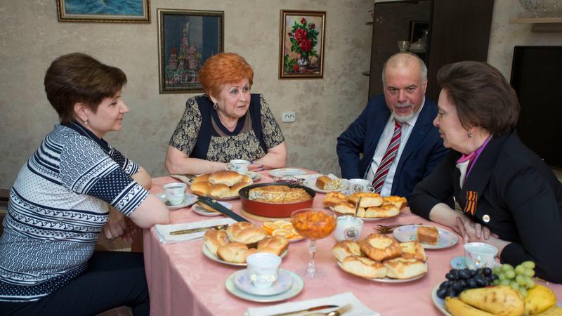 Губернатор Югры Наталья Комарова поведала о собственной пенсии