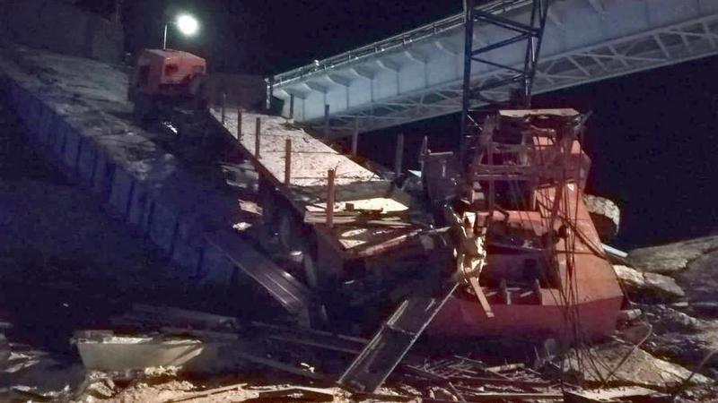 Дело о гибели работников АО «Мостострой-11» передано в суд