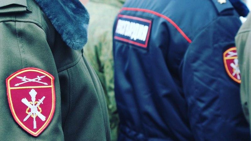 В Сургуте сотрудники ОМОН Росгвардии обезвредили гранату