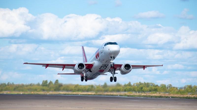 Из Ханты-Мансийска в Челябинск запускают прямой рейс