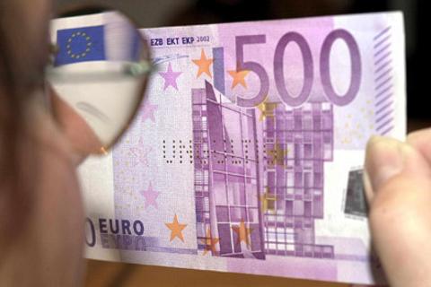 Евро Банкноты Нового Образца - фото 6