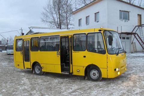 В Сургуте пассажирский автобус