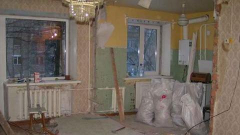 Как снести стену в квартире самому без пыли
