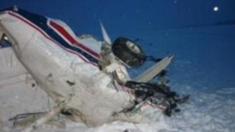 Пилот самолета который разбился под