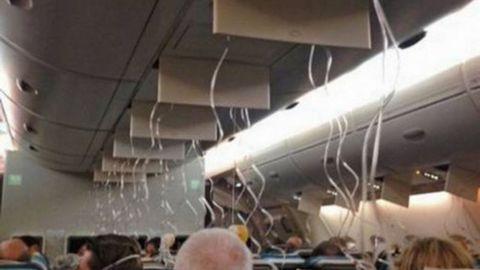 Посадка самолета в доминикане мать