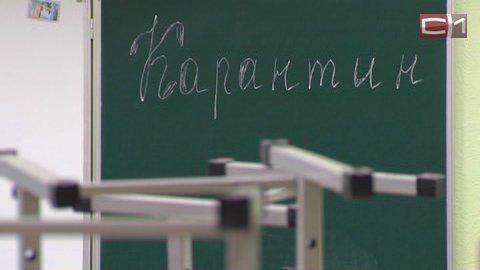 Не пойдут в школу до конца года! Карантин по гриппу и ОРВИ в Сургуте продлен до 28 декабря