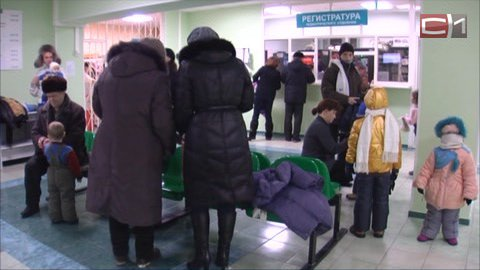 Школьников обезопасили, но взрослые и малыши болеют. ОРВИ в Сургуте пока не отступает