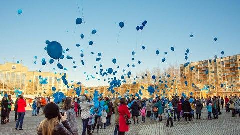 Зажгут синим. Сургут присоединится к международной акции в поддержку детей с аутизмом